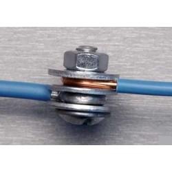 Соеденение провода алюминий - медь