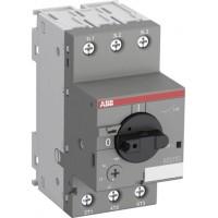 Автоматический выключатель abb MS116- 0.4 50 кА