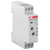 Реле времени модульное с задержкой на откл. 0,05 сек-100 час 1ПК 6А 24-240В тип CT-AHD.12