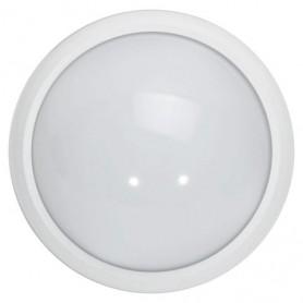 ДБП-8W 4000К 640Лм SPB-1-08-MWS (W) IP54 круглый 180х75 белый с настраиваемым датчиком движения