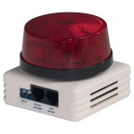 Оптическое/акустическое сигнальное устройство