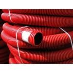 Гофра, металлорукав  - Электроизоляционные трубы / Трубы для защиты кабеля
