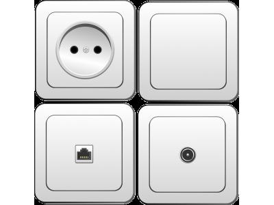 Электрические розетки - как правильно выбрать, на что обращать внимание?