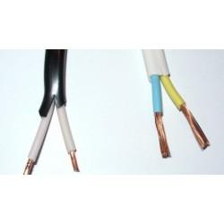 Преимущества одножильного провода при стационарном монтаже