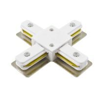 Коннектор PTR CX-WH X-обр. бел. Jazzway