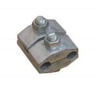 Зажим плашечный ПА-3-2А (2-х болт.) Электрофарфор
