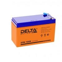 Батарея аккумуляторная 12В 9А.ч свинцово-кислотный Delta DTM