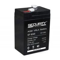 Батарея аккумуляторная 4.5А.ч 6В Security Force SF