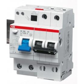 Автомат. выкл. дифф. тока 2-пол. 16А 30мА тип AC 6 кА хар-ка C серия DS200 АС С