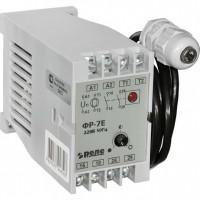 Фотореле ФР-7Е 220В 50Гц (8..20лк. 1.5м/кабель 8А