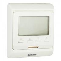 Термостат электронный для теплого пола 16A 230В с датчиком пола EKF Proxima EKF