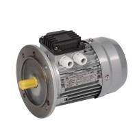 Электродвигатель АИР DRIVE 3ф 56A4 380В 0.12кВт 1500об/мин 3081 ИЭК