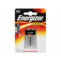 Элемент питания алкалиновый крона 6LR61-1BL MAX (12/4320) (блист.1шт) Energizer