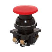 Кнопка КЕ-021 исп. 2 Стоп красн. гриб. Электродеталь