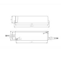 Драйвер ИПС60-700Т 0300 IP65 Аргос