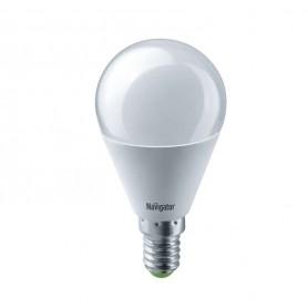Лампа светодиодная 61 333 NLL-G45-8.5-230-2.7К-E14 Navigator