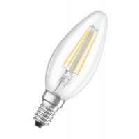 Лампа светодиодная LSCLB60 5W/827 5Вт 2700К тепл. бел. FIL E14 660лм 230В FS1 OSRAM