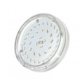 Лампа светодиодная PLED-ECO-GX53 6Вт таблетка 3000К тепл. бел. GX53 510лм 230В JazzWay