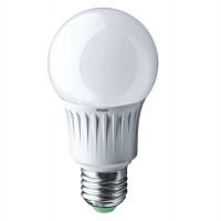 Лампа светодиодная 71 297 NLL-A60-12-230-4K-E27 (Standard) 12Вт грушевидная 4000К белый E27 1000лм 176-264В Navigator
