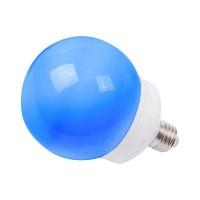Лампа Шар d100мм 12LED 2Вт 220В IP65 син. NEON-NIGHT