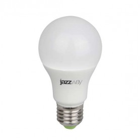 Лампа светодиодная PPG A60 AGRO 9Вт грушевидная E27 230В (для растений) IP20 JazzWay