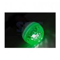 Строб-лампа 5млн вспышек E27 12Вт 220В IP54 50мм зел. Neon-Night