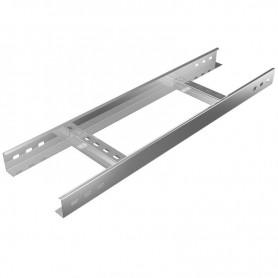 Лоток лестничный 200х50 L3000 сталь 1.2мм LL50-200-1.2-3000 КМ LO1002