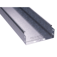 Лоток неперфорированный 200х80 L2000 сталь 0.8мм ДКС