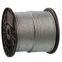 Трос стальной d3мм DIN 3055 (уп.200м) БМ