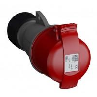 Розетка кабельная 416EC6 Easy&Safe 416EC6 16А 3P+N+E IP44 6ч ABB