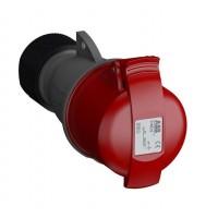 Розетка кабельная 316EC6 Easy&Safe 316EC6 16А 3P+E IP44 6ч ABB