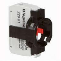 Блок контактов 1HЗ+1п адаптер без инд. под винт Osmoz Leg