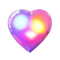 Светильник Сердце ночник от сети Космос KOCNL_LP