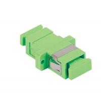 Адаптер проходной SC-SC для одномодового и многомодового кабеля (SM/MM); с полировкой APC; одинарного исполнения (Simplex) ITK