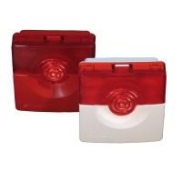 Оповещатель охранно-пожарный звуковой ОПОП2-35 (корпус бел.) Рубеж