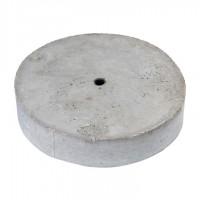 Основание бетонное молниеприемного стержня с резьбой м16 (16кг) EKF