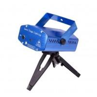 Проектор лазерный с эффектом цветомузыки IP20 220В RGB NEON-NIGHT