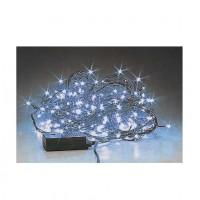Электрогирлянда ILD200C-GW 200LED 20м 8 реж. бел. SHlights