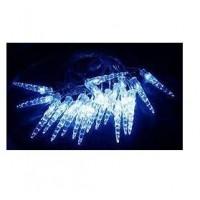 Электрогирлянда Сосульки ILD020B-AY/IC 20LED 5.6м IP20 син. SHLights