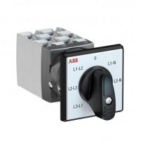 Переключатель кулачковый OC10G06PNBN00NV30 (вольтметр) ABB