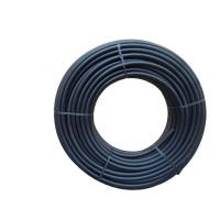 Труба ПНД гладкая жесткая d25мм (уп.100м) Солекс