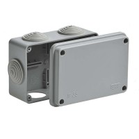 Коробка распр. ОП 120х80х50 IP55 Рувинил
