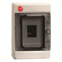 Щит настенный DKC RAM 4 мод.,IP65 85604