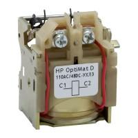 Расцепитель независимый OptiMat D 220DC/400AC УХЛ3 КЭАЗ