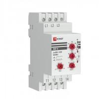 Реле контроля фаз РКФ-8 многофукц. EKF