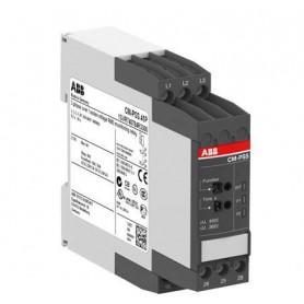Реле контроля фаз CM-PVS.41S 3х300-380В/420- 500B AC 2ПК ABB