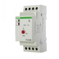 Реле уровня PZ-828 (одноуровневый монтаж на DIN-рейке 35мм 230В AC 16А 1перкл. IP20) F&F