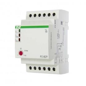 Реле уровня PZ-829 (двухуровневый монтаж на DIN-рейке 35мм 230В AC 2х16А 2перкл. IP20) F&F