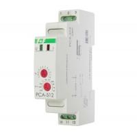 Реле времени PCA-512 (задержка выкл. 230В 8А 1перекл. IP20 монтаж на DIN-рейке) F&F