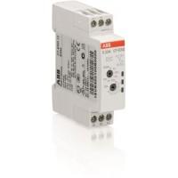 Реле времени модульное с задержкой на вкл. 0,05 сек-100 час 1ПК 6А 24-240В тип CT-ERD.12
